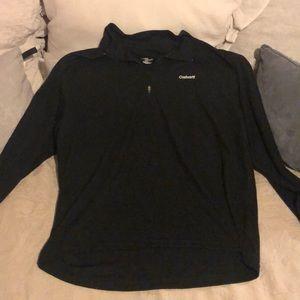 Quarter zip carhartt sweater